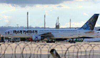 Iron Maiden 757