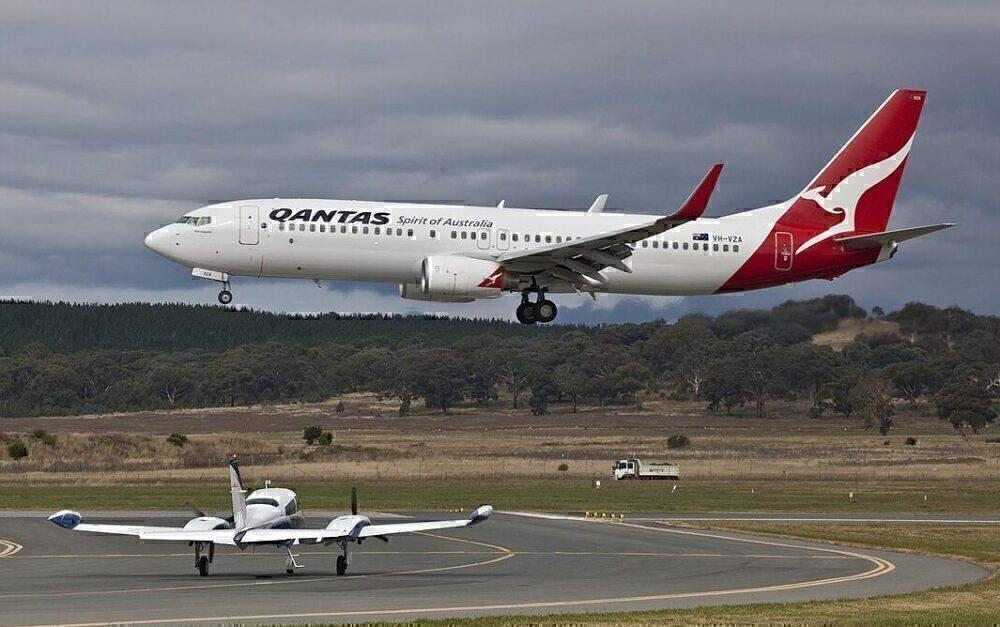 Qantas-New-Canebrra-Routes