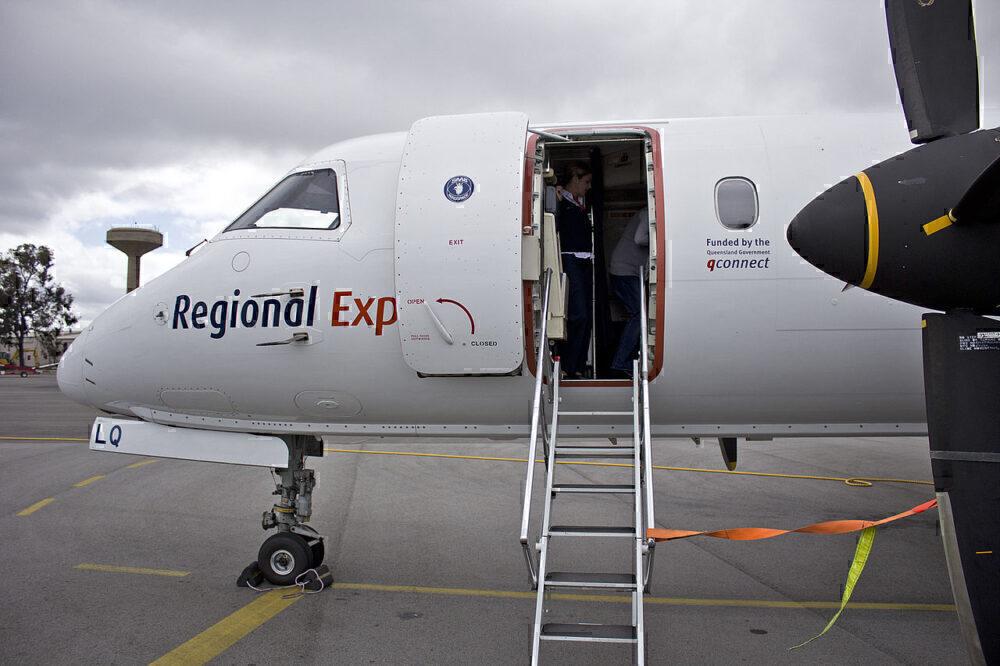 Regional Express Saab 340