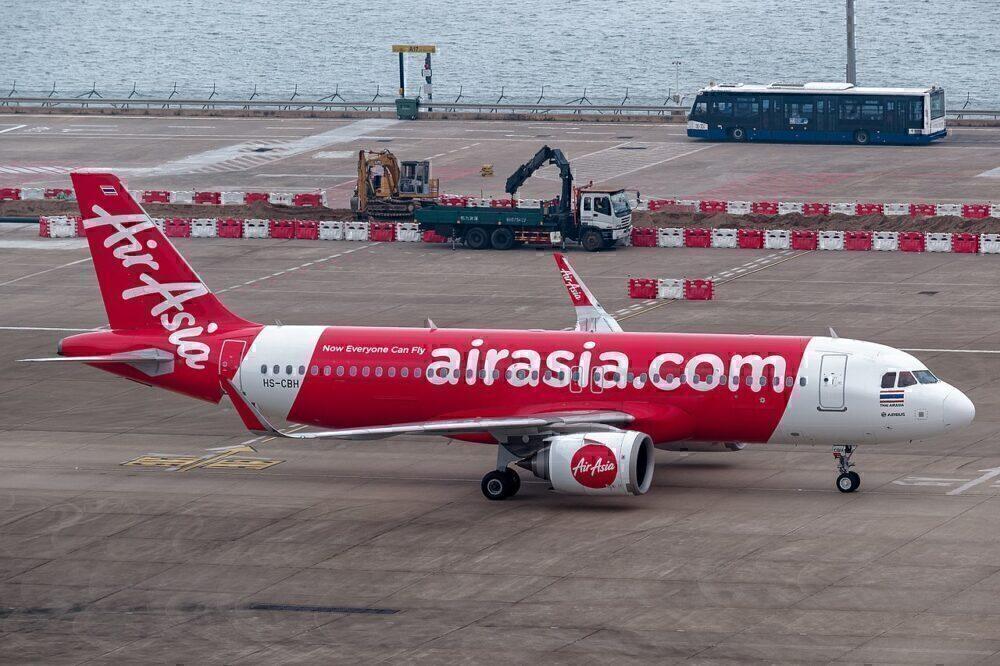 Thai Air Asia A320neo