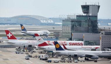 Lufthansa, SWISS, Austrian