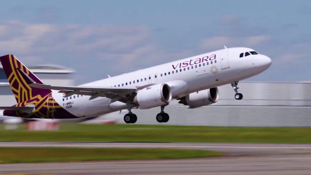 Vistara Jet