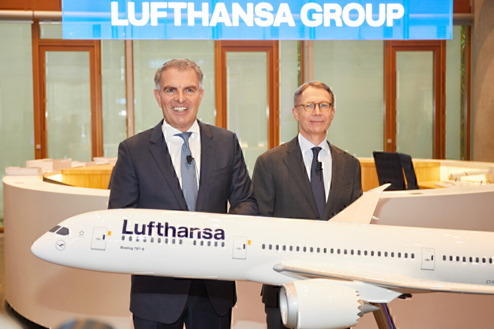 Lufthansa, Pilot Surplus, Q3 results