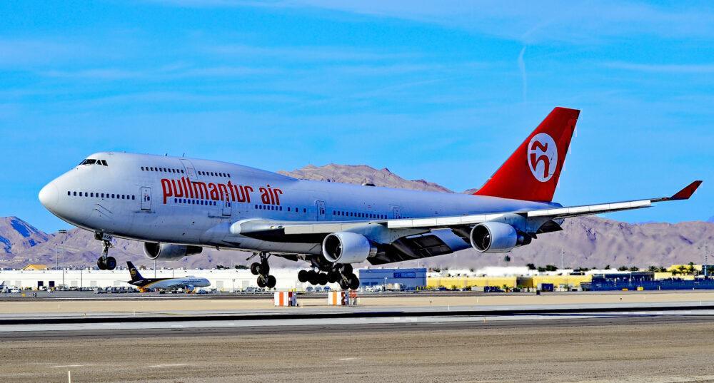 EC-KSM Pullmantur Air Las Vegas 2011