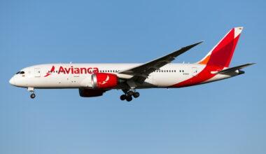 Avianca 787