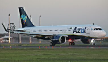 Azul Airbus A320neo