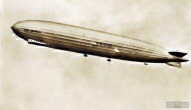 LZ127 Graf Zeppelin Airship