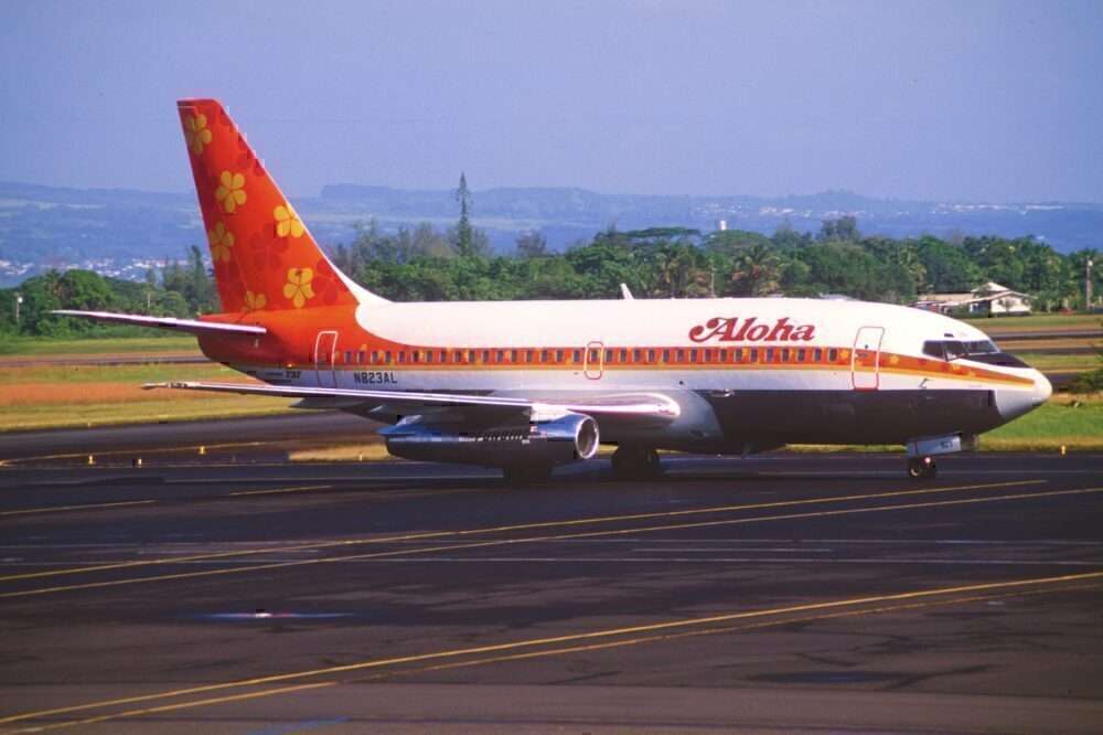 Aloha Airlines rise and fall
