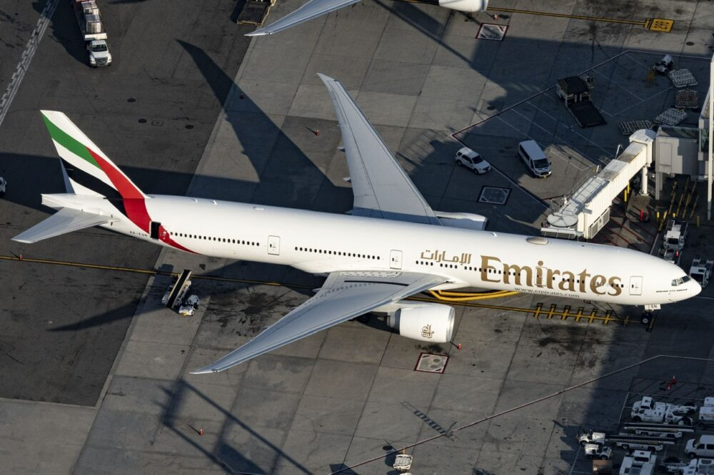 Emirates Vincenzo Pace