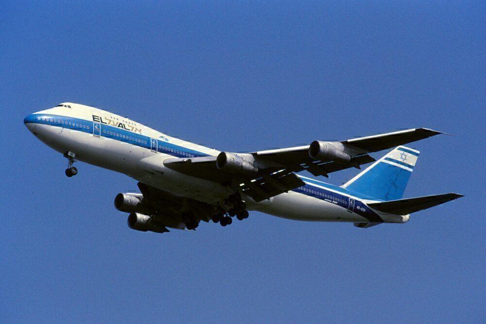 El Al 747-200