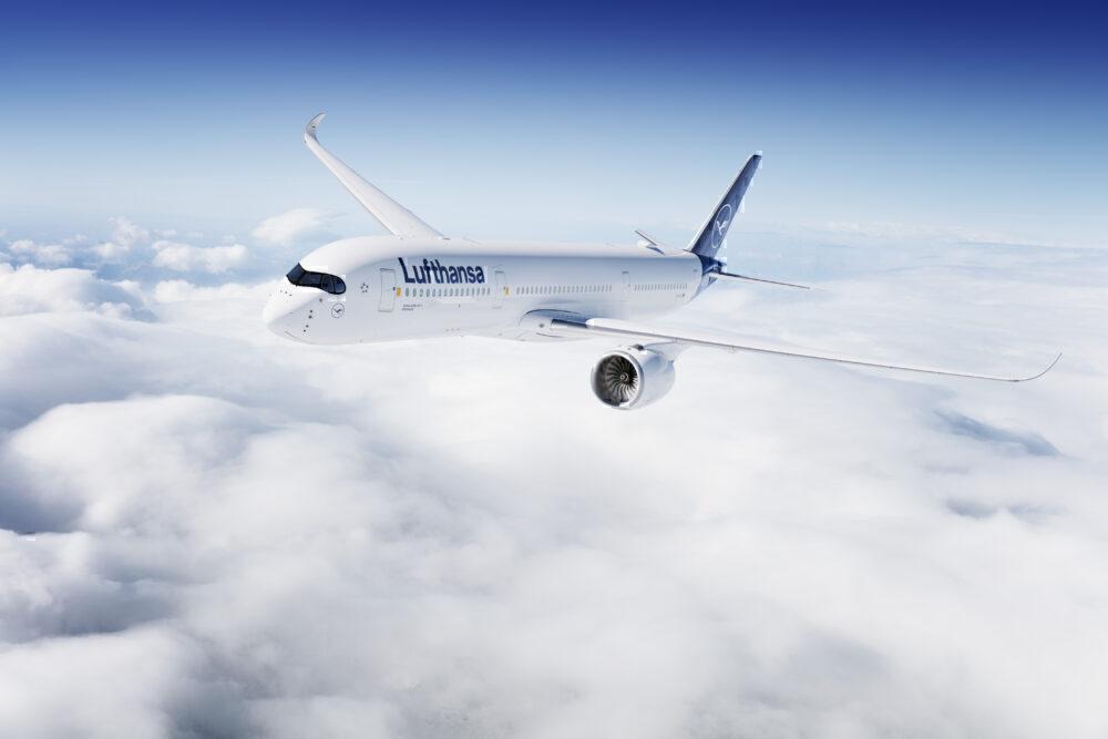 Lufthansa, Boeing 747-8, Destinations