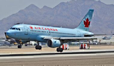 Air Canada Airbus A319