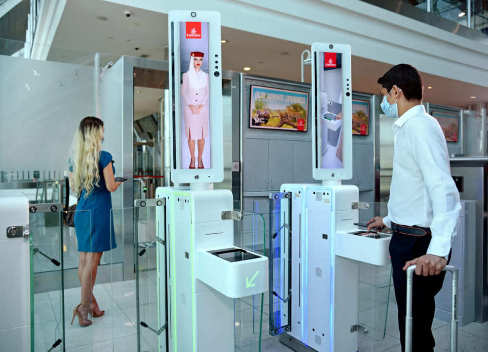 Emirates Biometric
