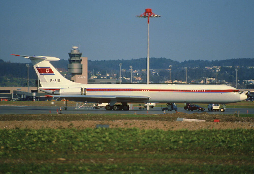 Air Koryo Il-62