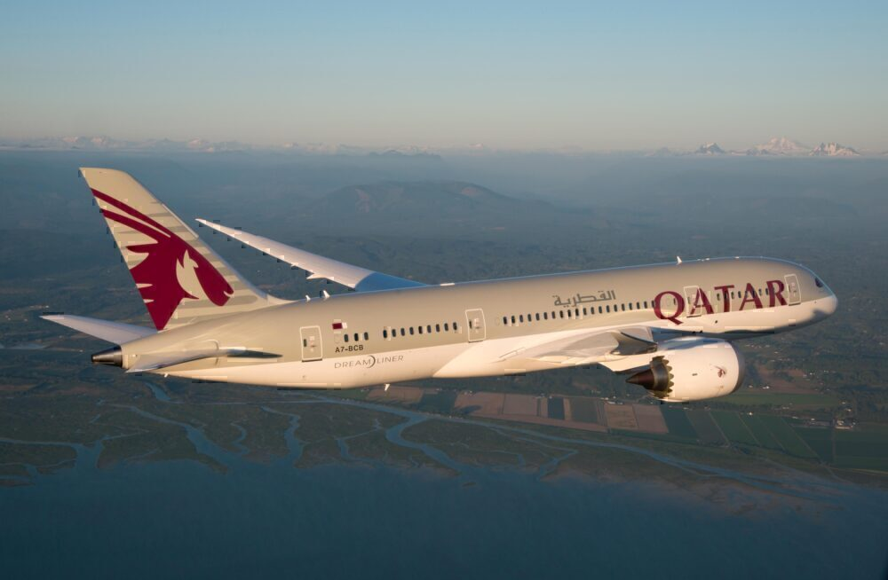 Qatar Airways 787-8