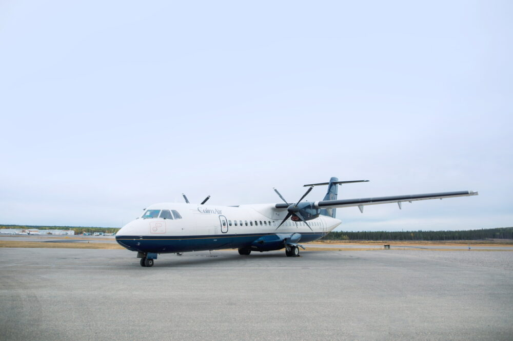 Calm Air ATR 72