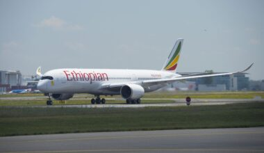 A350-900_Ethiopian Airline