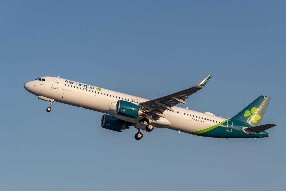 Aer Lingus Airbus A321lr