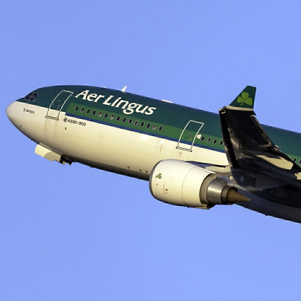 Aer Lingus Airbus A330-302