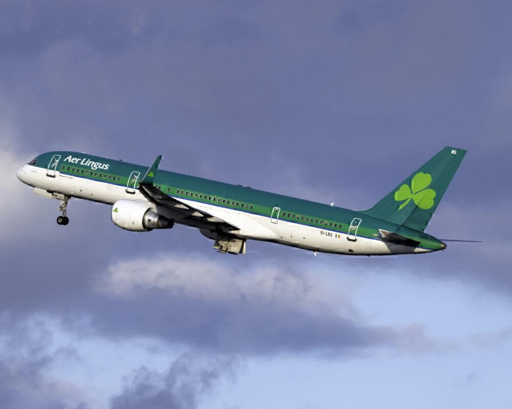 Aer Lingus Starts Hiring For Manchester Base