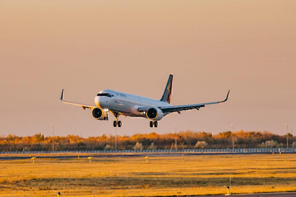 Air Astana, Airbus A321LR, The Maldives