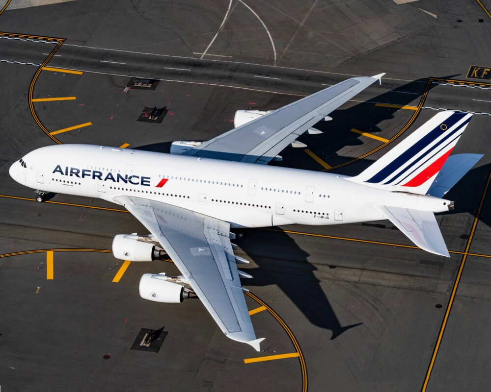Air France Airbus A380-861 F-HPJG