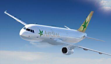 Air Sial A320