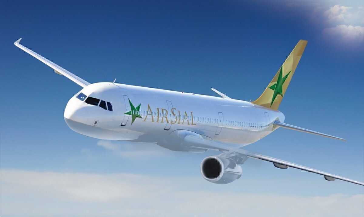 Pakistan Startup Airline Air Sial Receives First Airbus A320 - Simple Flying