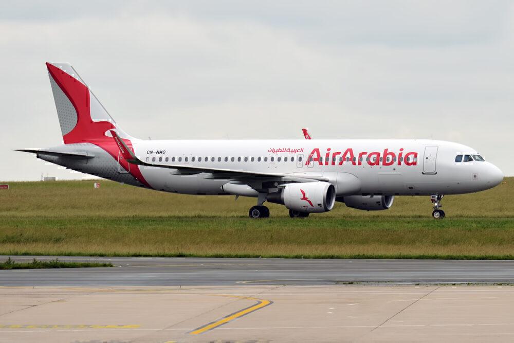 Air Arabia Maroc A320