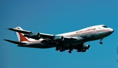 Air India 747-200