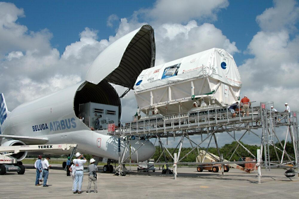 Beluga and ISS