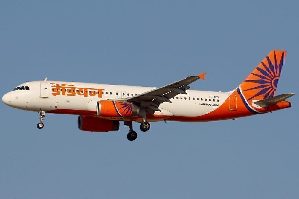 Airbus A320-231 Indian Airlines