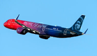 Alaska Airlines (More to love Livery) Airbus A321-253N N927VA
