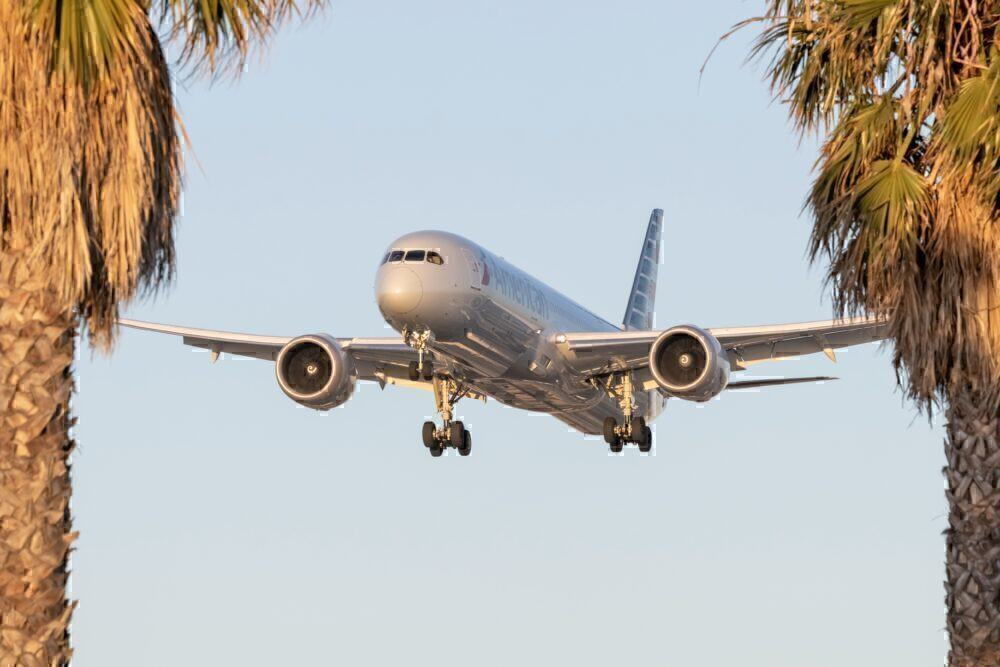 American Airlines Boeing 787-9 (1)