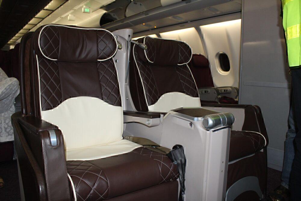 Azman Air A340