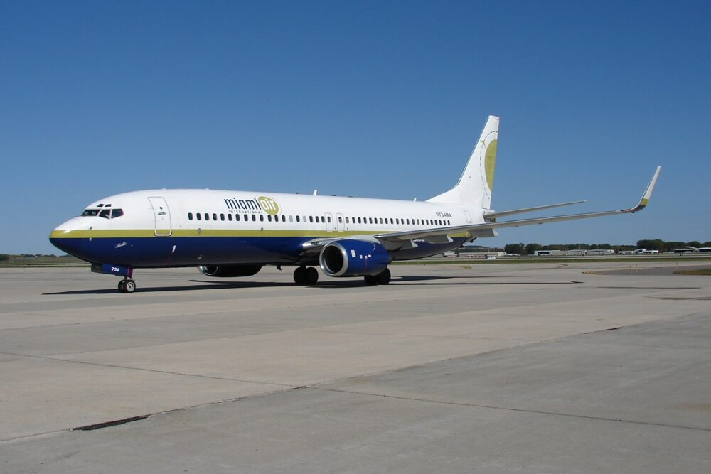 Miami Air Boeing 737