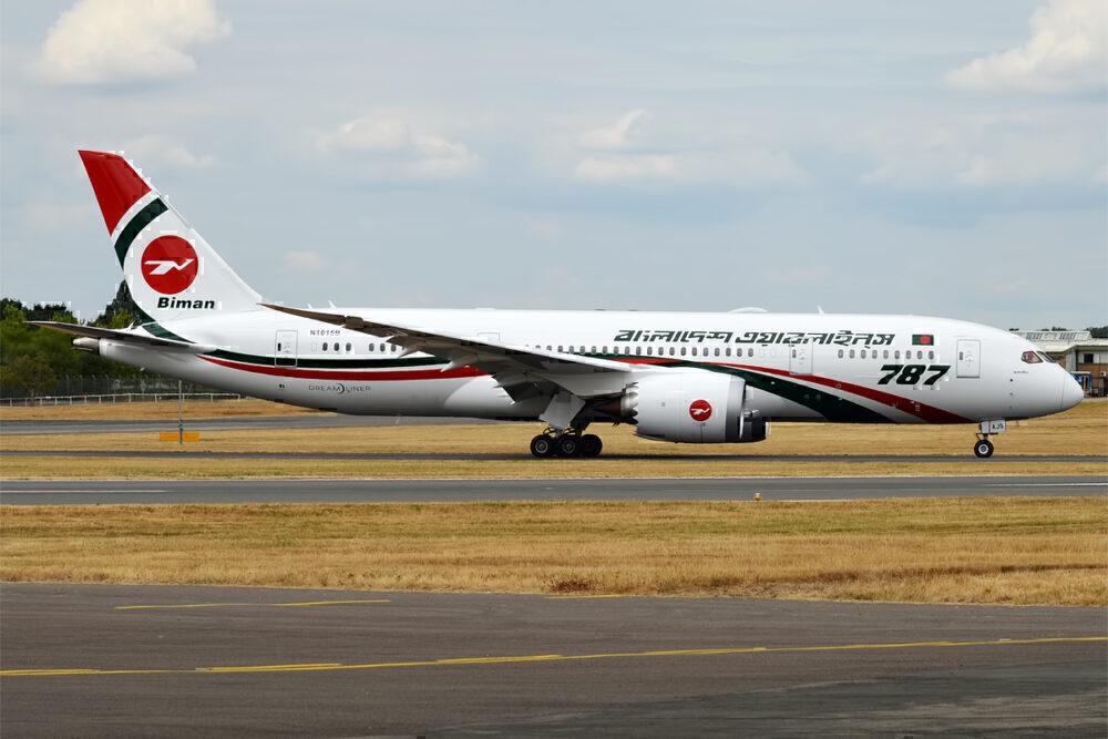 Biman Bangladesh 787