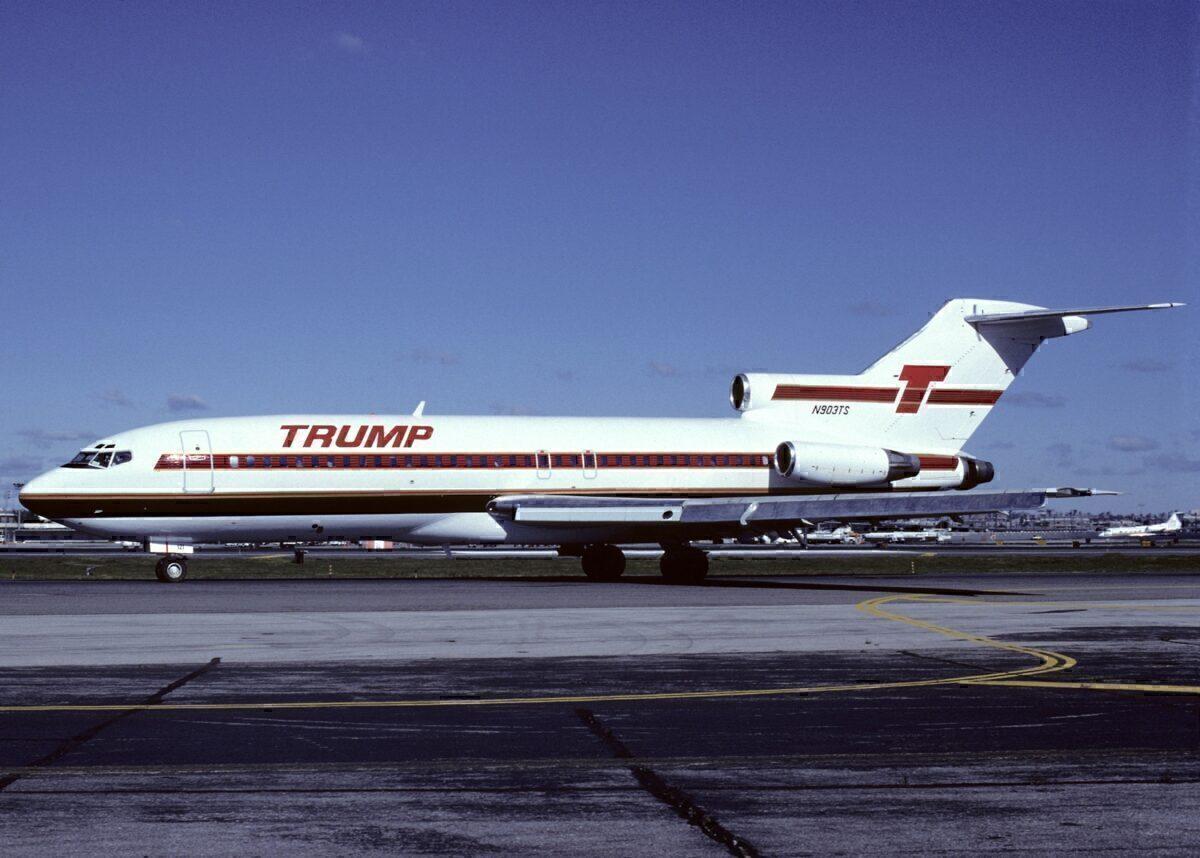 Trump Air Shuttle