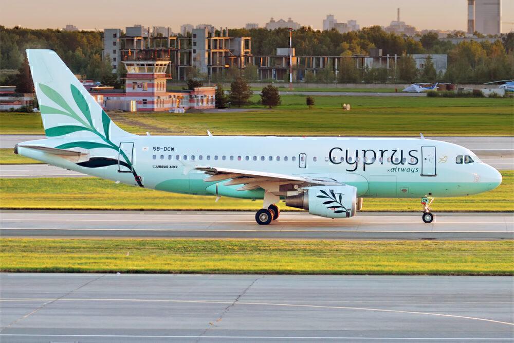 Cyprus A319