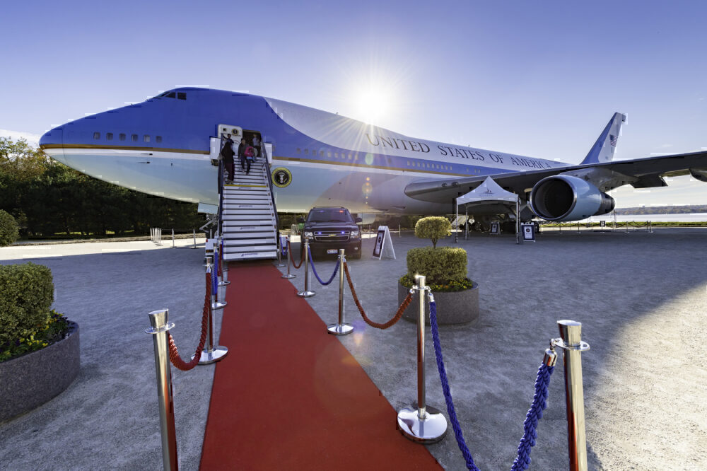 Air Force One Experience 1