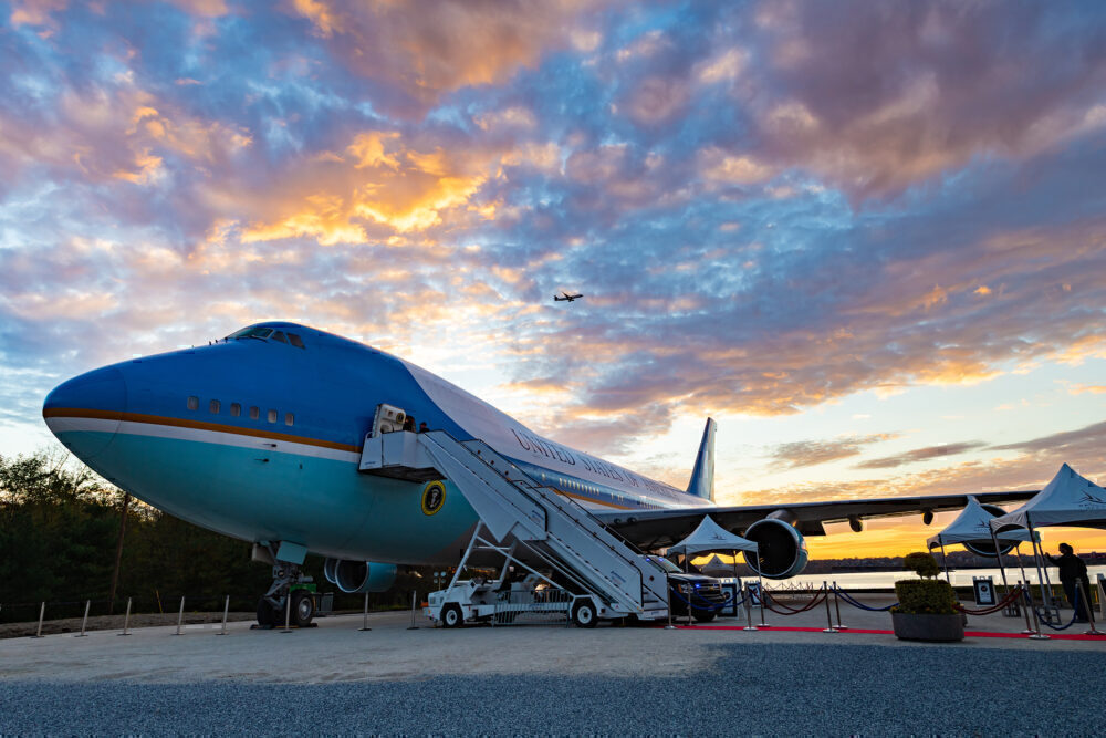 Air Force One Experience 3