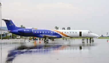 Mwant Jet Embraer