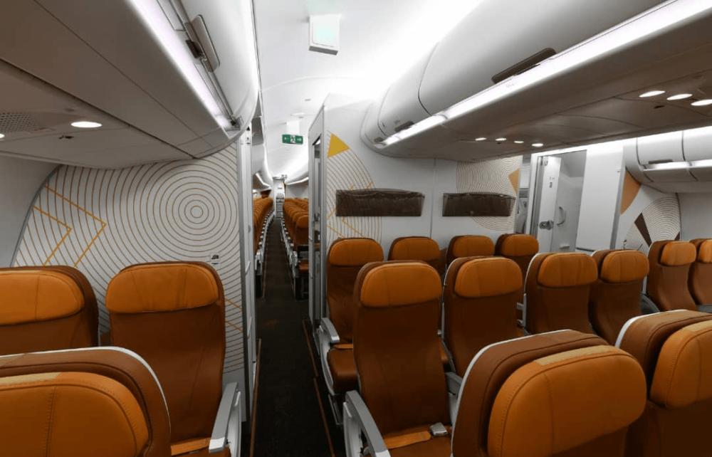 Economy Uganda A330neo