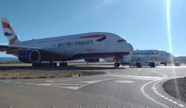 British Airways, Airbus A380, Aircraft Graveyard