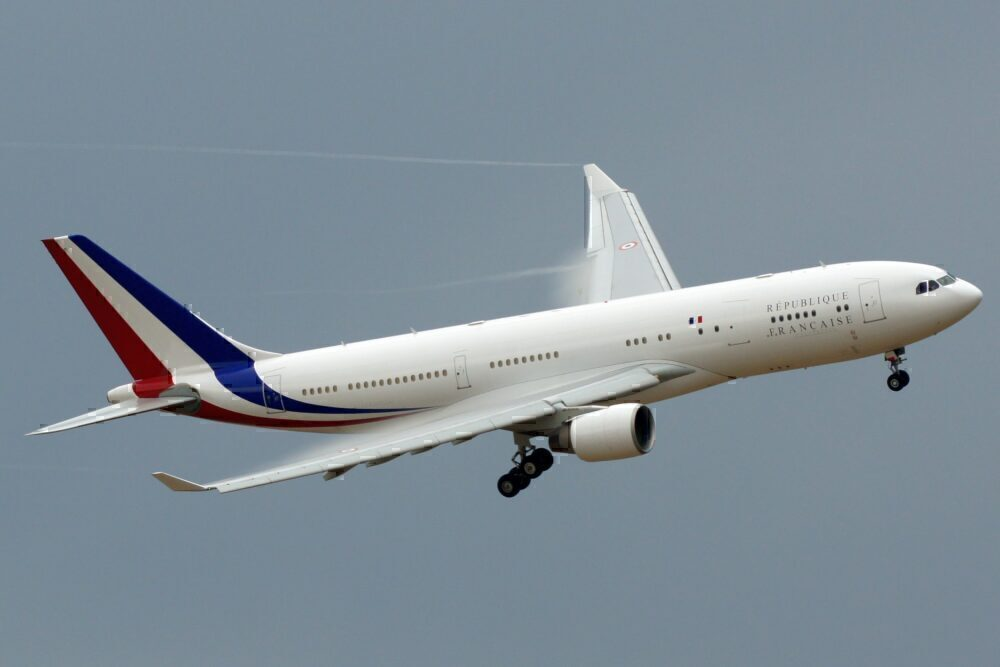 French Airforce A330-200