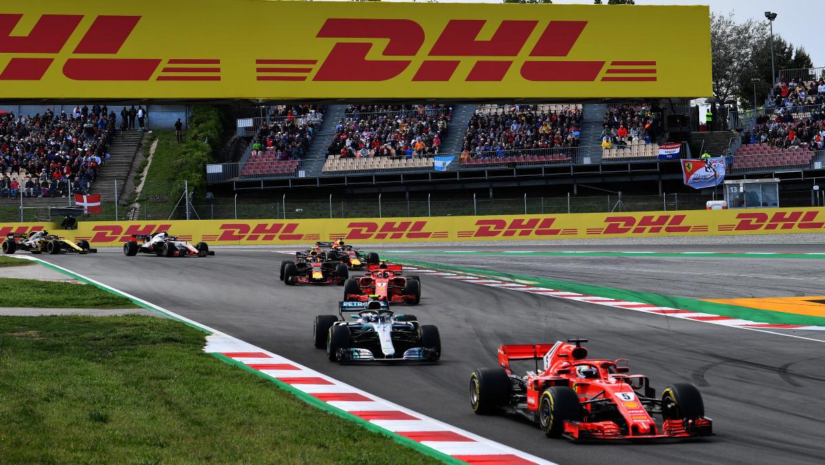 DHL Formula One