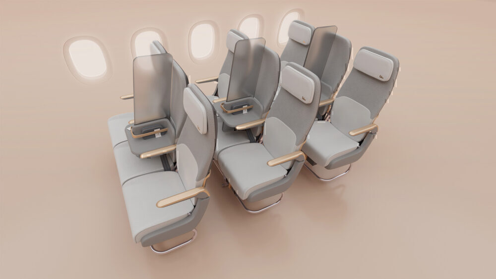 seat divider