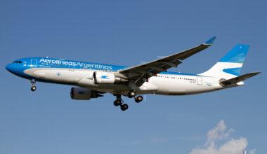 Aerolíneas Argentinas Getty