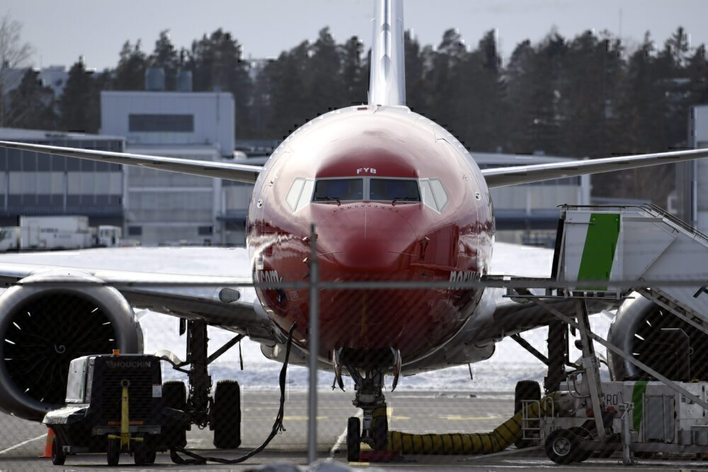Norwegian Boeing MAX lawsuit