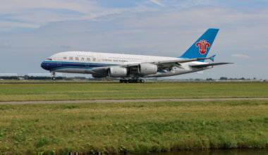 China Southern Airlines Getty A380